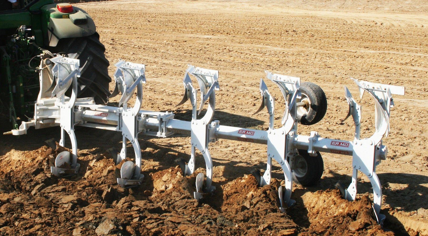 Reversible mounted 5